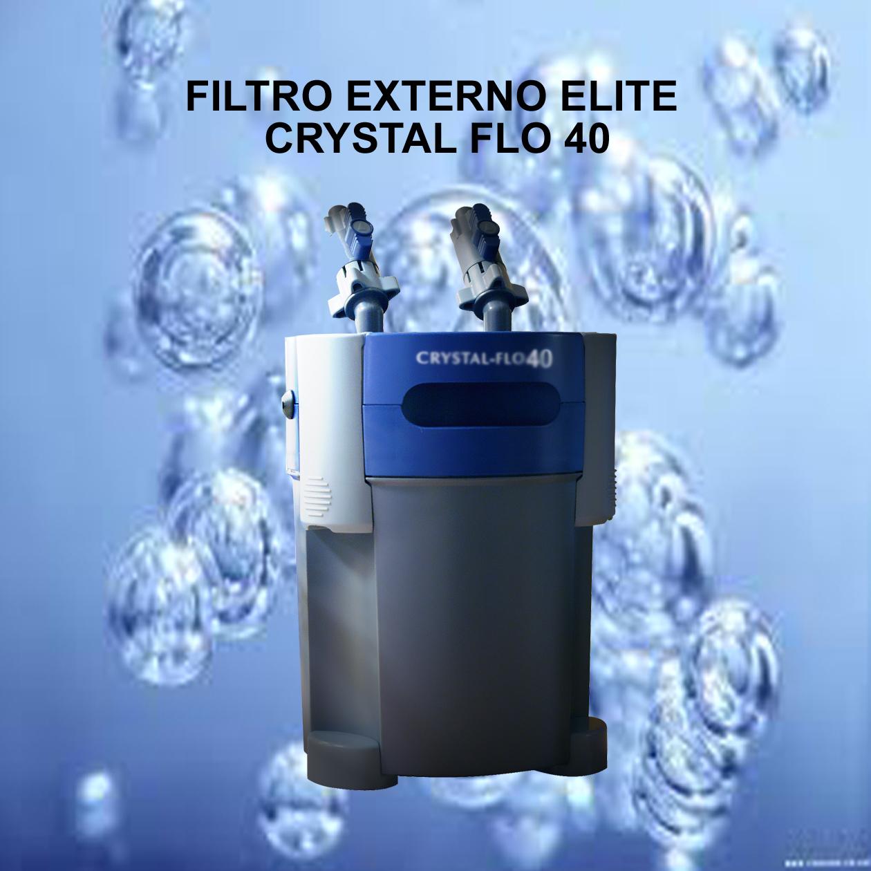 Filtro elite cristal flo peces acuario peceras peceras y for Filtro para pecera