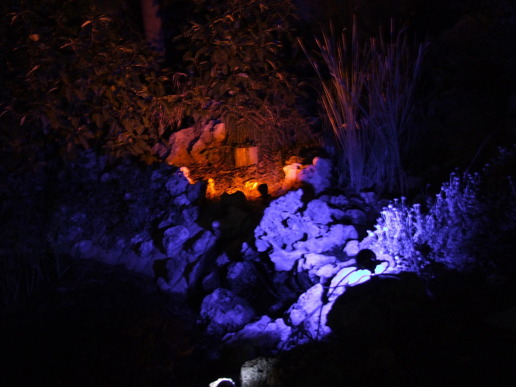 2 l mparas de 21 leds sumergibles 3 w led sumergible - Lamparas que den mucha luz ...